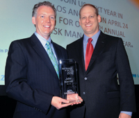 Risk managers honored with RIMS awards