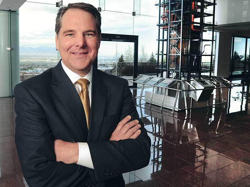 Brian W. Merkley named to Risk Management Honor Roll<sup>&reg;</sup>