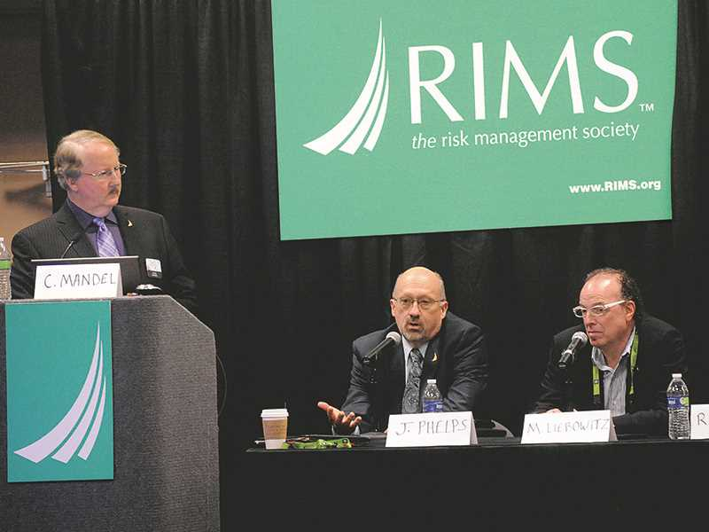 Past RIMS presidents reflect on their careers in risk management