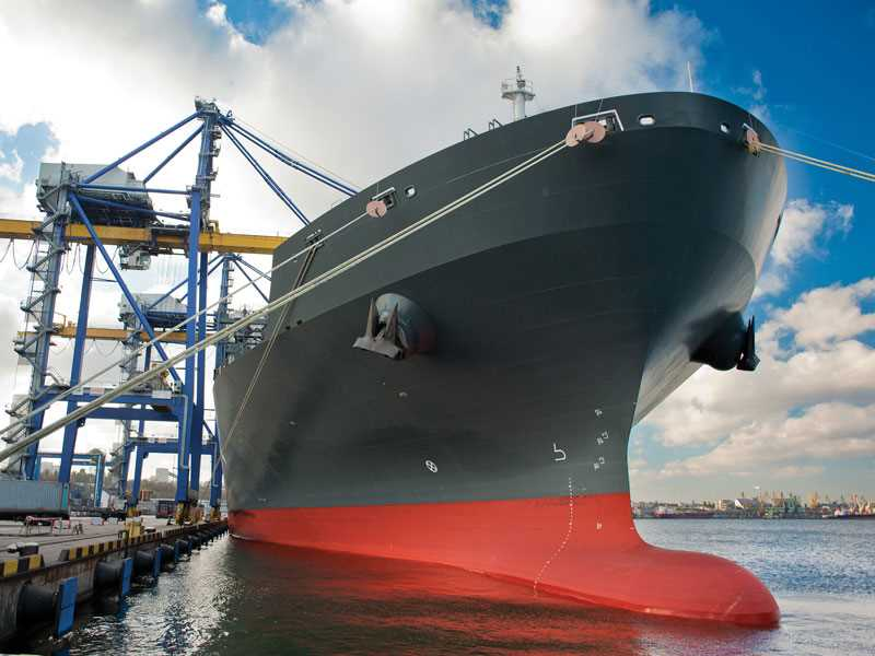 Marine sector awash in capacity