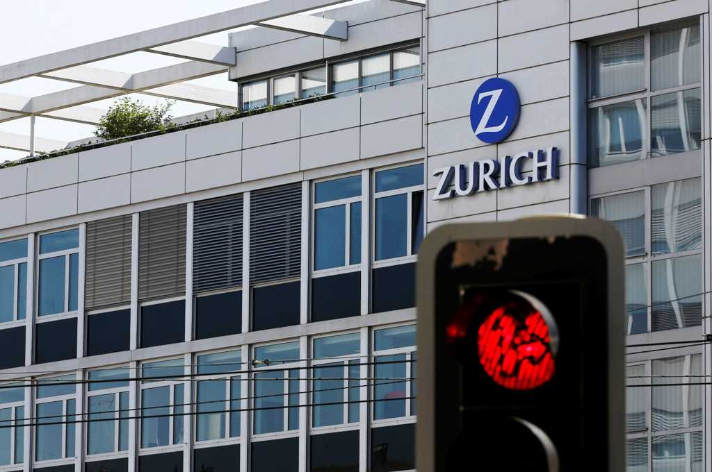 Zurich poised to expand in U.K. with proposed bid for rival