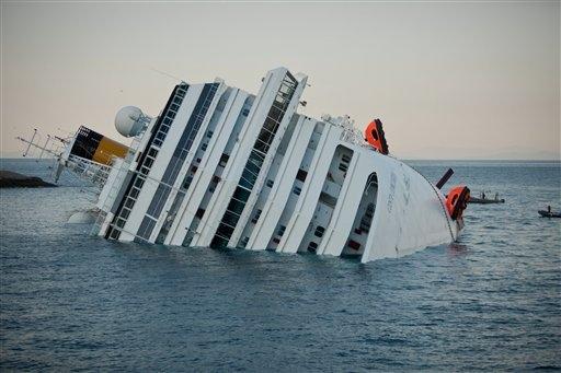 More shipwreck survivors sue Carnival, Costa