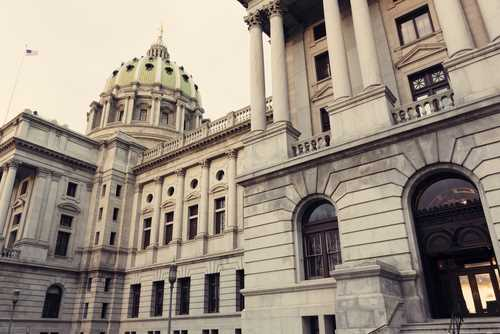 SEC charges Pennsylvania's capital city with fraud