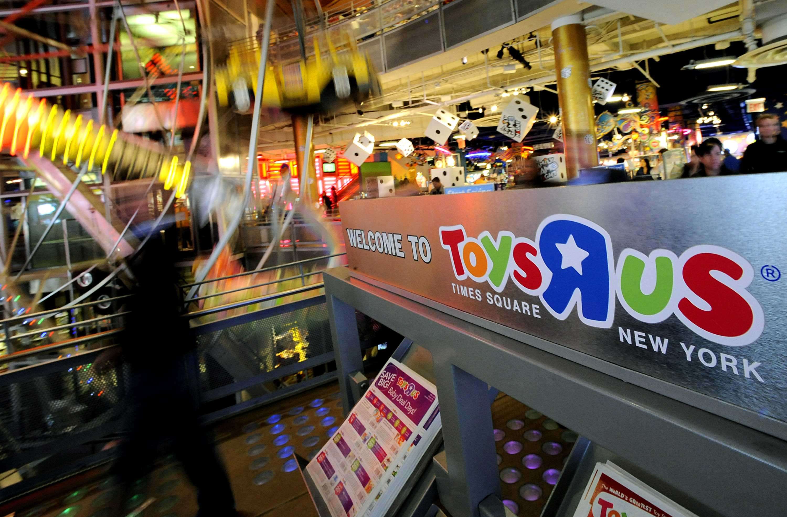 Toys R Us settles charges of discrimination against deaf applicant