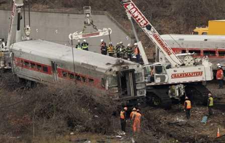 MTA partially self-insured in deadly New York derailment