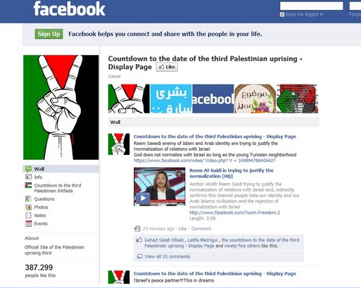 Facebook not liable for page advocating violent intifada against Jews: Court