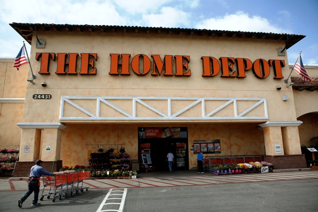 Home Depot confirms payment system data breach