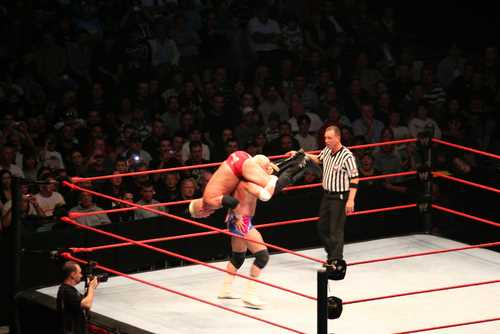 World Wresting Entertainment can seize counterfeit merchandise: Appeals court