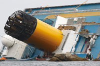 Costa Concordia disaster hits marine insurers
