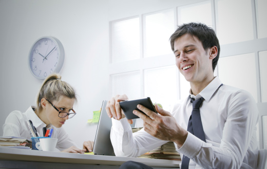 Personal mobile devices raise security concerns among employers