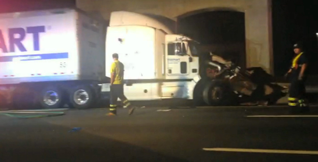 Tracy Morgan crash prompts scrutiny of trucker safety rules