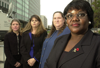 Judge rejects class-action attempt in Wal-Mart gender bias case