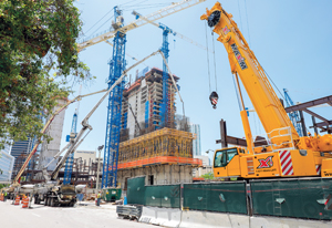 Construction industry improving, but abundant capacity limits rate changes
