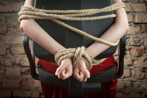 Workers comp benefits allowed for victim of hostage situation