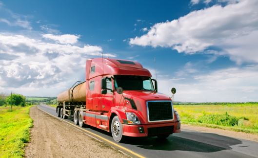 Trucker due temporary disability benefits despite driving history