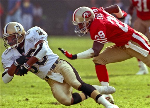 Former NFL Saints, Bengals player cannot collect workers comp in Calif.