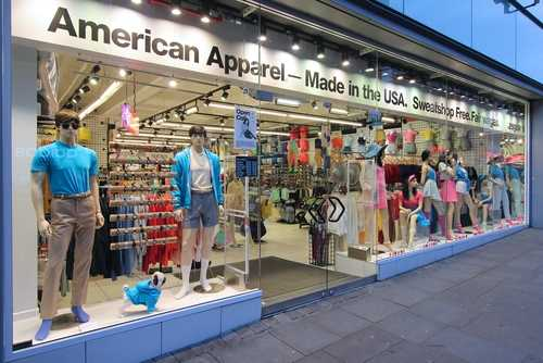 American Apparel settles unsafe workplace charges for $1M
