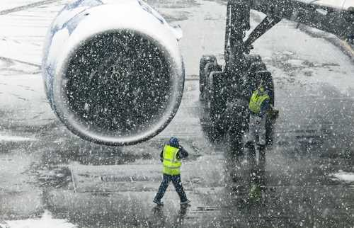 Slippery winter weather caused spike in Midwestern workers comp claims: Study