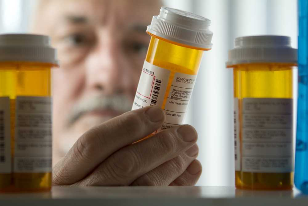 Opioid painkillers emerging as safety threat for elderly