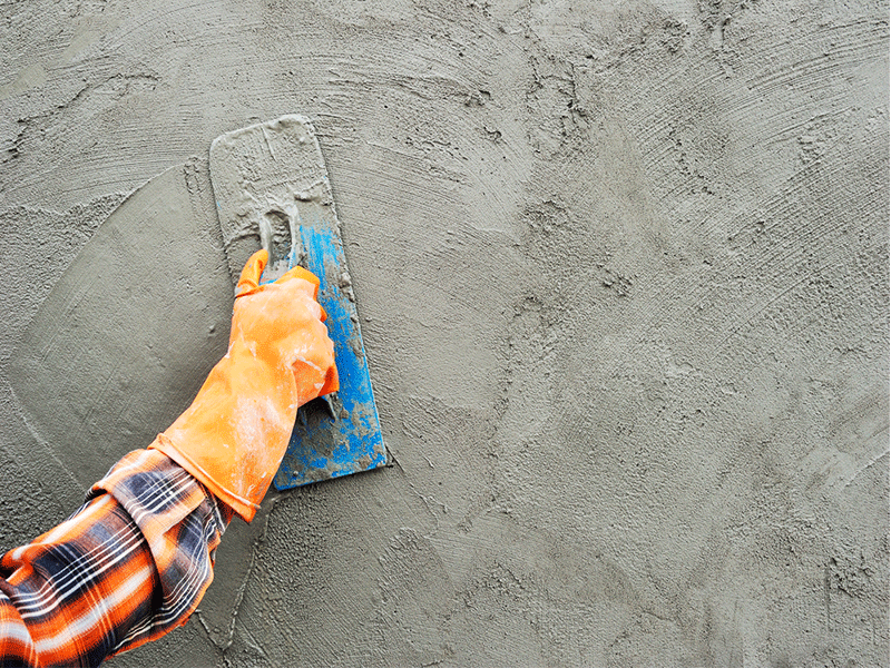 Concrete worker hurt while goofing around qualifies for comp