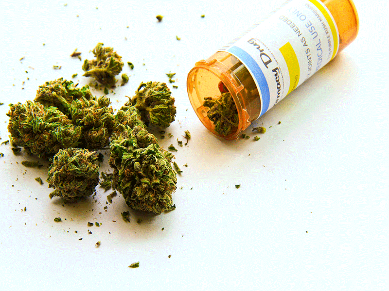 Colorado Supreme Court  rules on worker medical marijuana lawful use