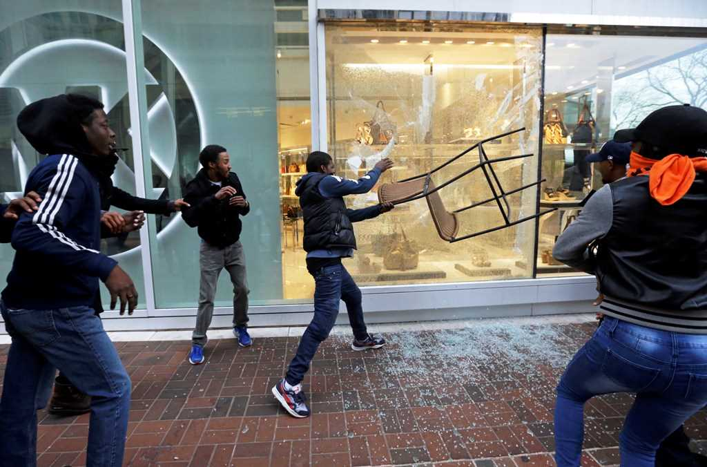 Workers comp claims pour in from Baltimore riots