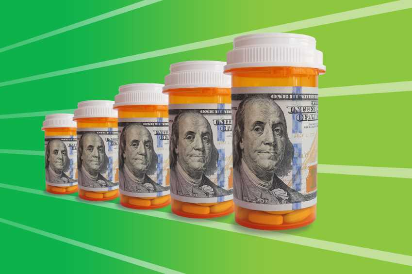 Prescription cost per workers comp claim rose 7.3% in 2014