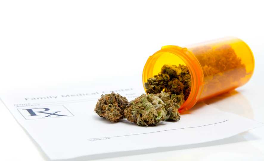 Marijuana ruled 'reasonable and necessary' for injured worker's pain relief