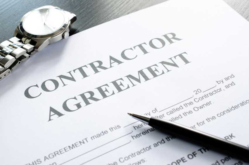 Timing Is Everything Before Signing Contract Worker Was Employee