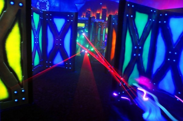 Game of laser tag leads to workers comp benefits