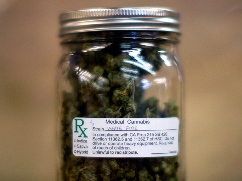 Some employers nod to medical marijuana while at work