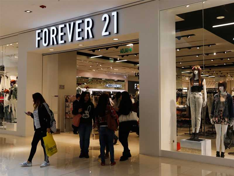 Forever 21 to pay fine, agrees to remedy unsafe storage hazards