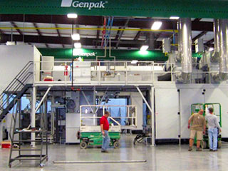 U.S. Occupational Safety and Health Administration, OSHA, cites Genpak L.L.C. after two employees seriously injured