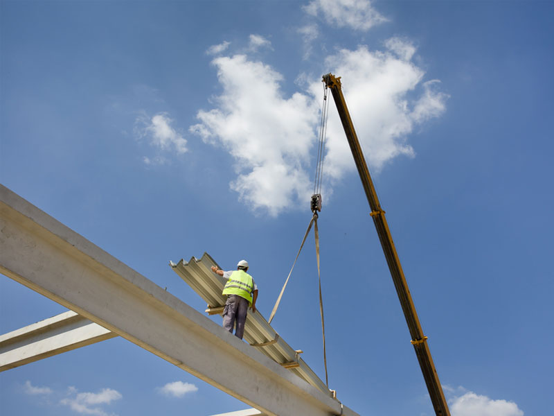 Roofing contractor cited for fall hazards by OSHA