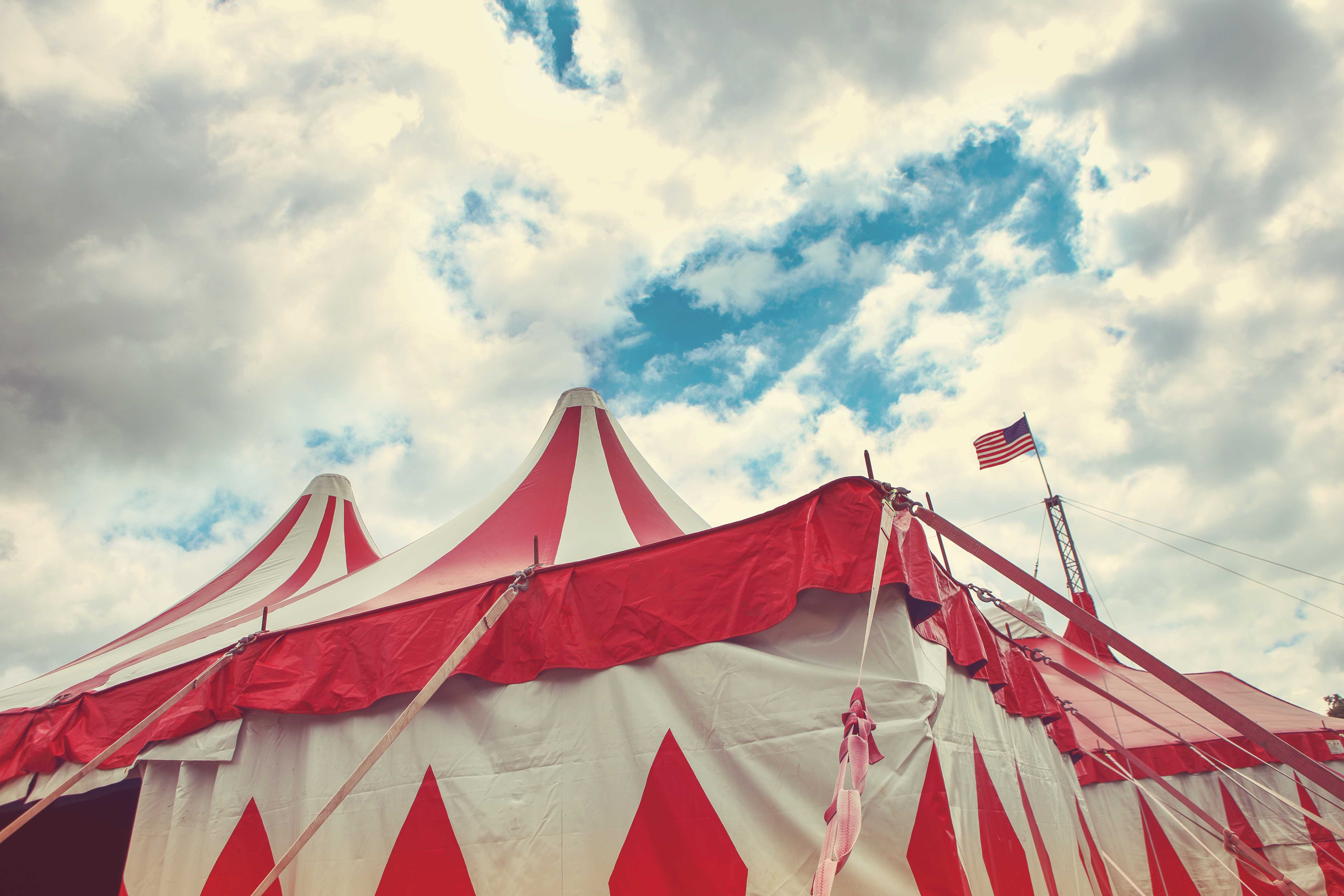 Circus fined for fatal tent collapse