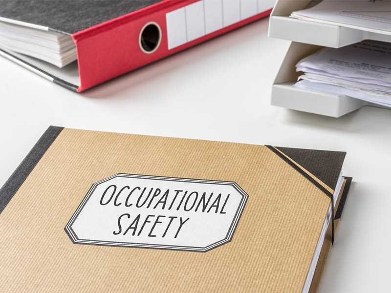 Workplace safety standards rely on quality of data