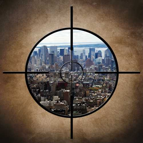 Employees' vulnerability to terrorism affecting workers comp rates in major cities