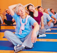 Yoga may become an alternative to pain meds in workers comp claims