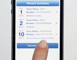 2014 Innovation Awards: viaOne® Express Mobile App and Push Technology