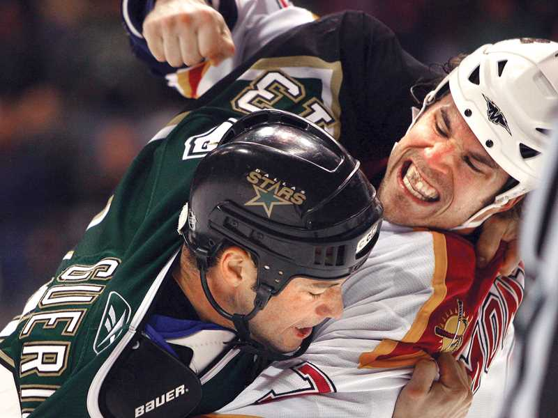 NHL may follow football's lead on concussion lawsuits