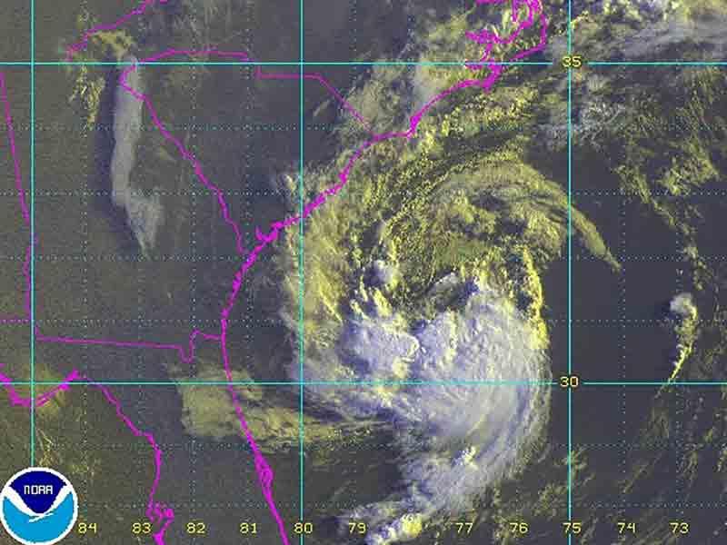 East Coast storm risks