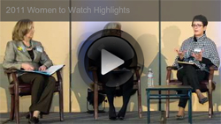 <i>Business Insurance</i>'s 2011 Women to Watch event highlights