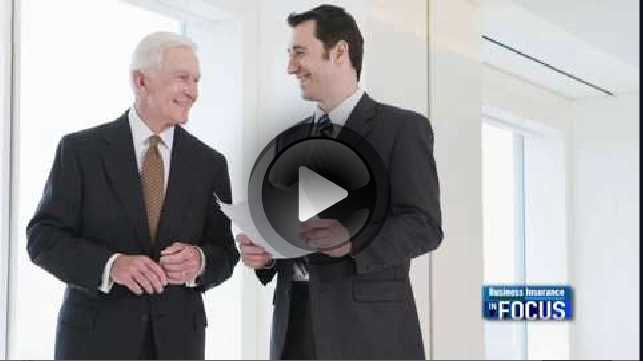 Business Insurance In FOCUS video: Current trends in D&O liability insurance