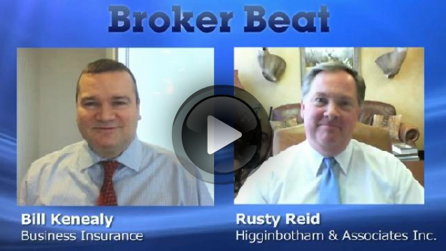 Business Insurance BROKER BEAT Video: Higginbotham & Associates Inc.