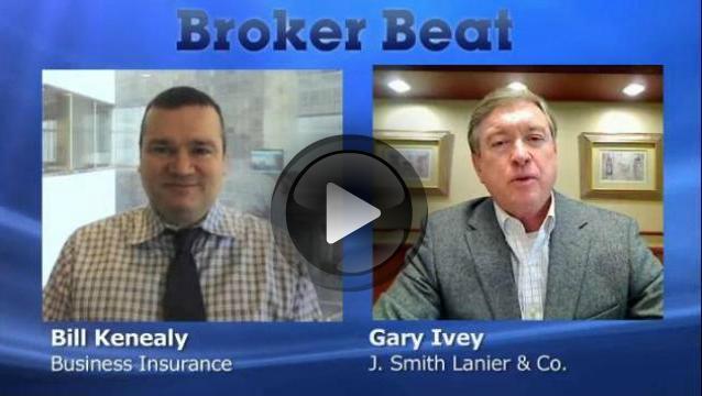 Business Insurance BROKER BEAT Video: J. Smith Lanier & Co.