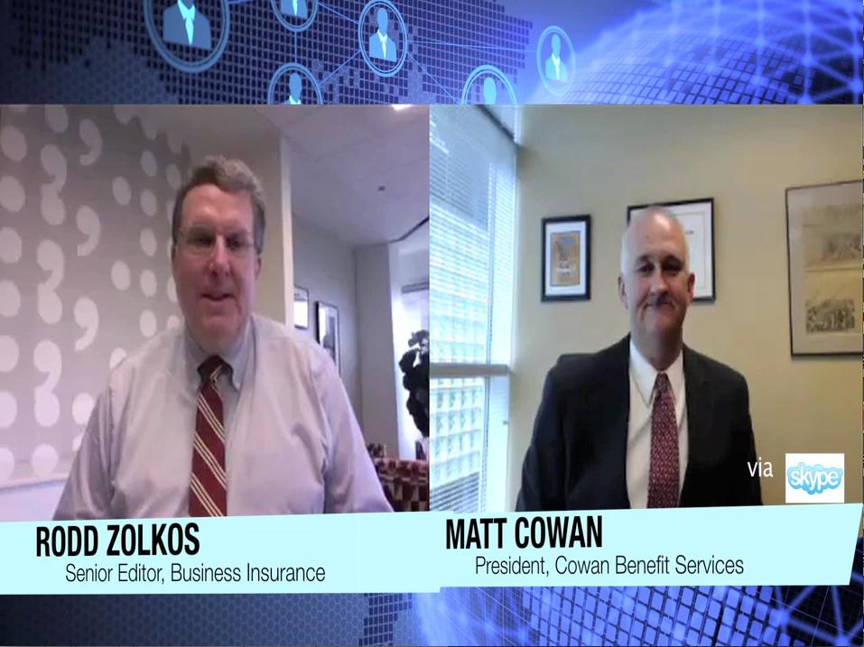 Broker Beat: Cowan Benefit Services