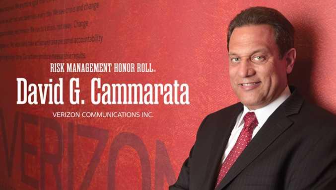 Risk Management Spotlight series: David Cammarata, Verizon Communications
