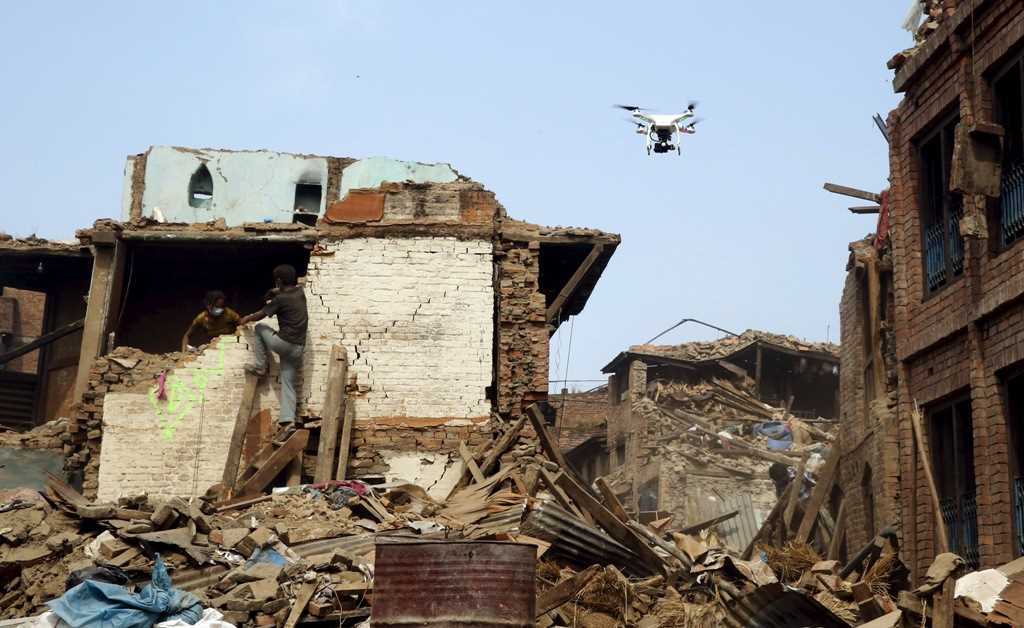 Commercial drones poised to transform how insurers do business