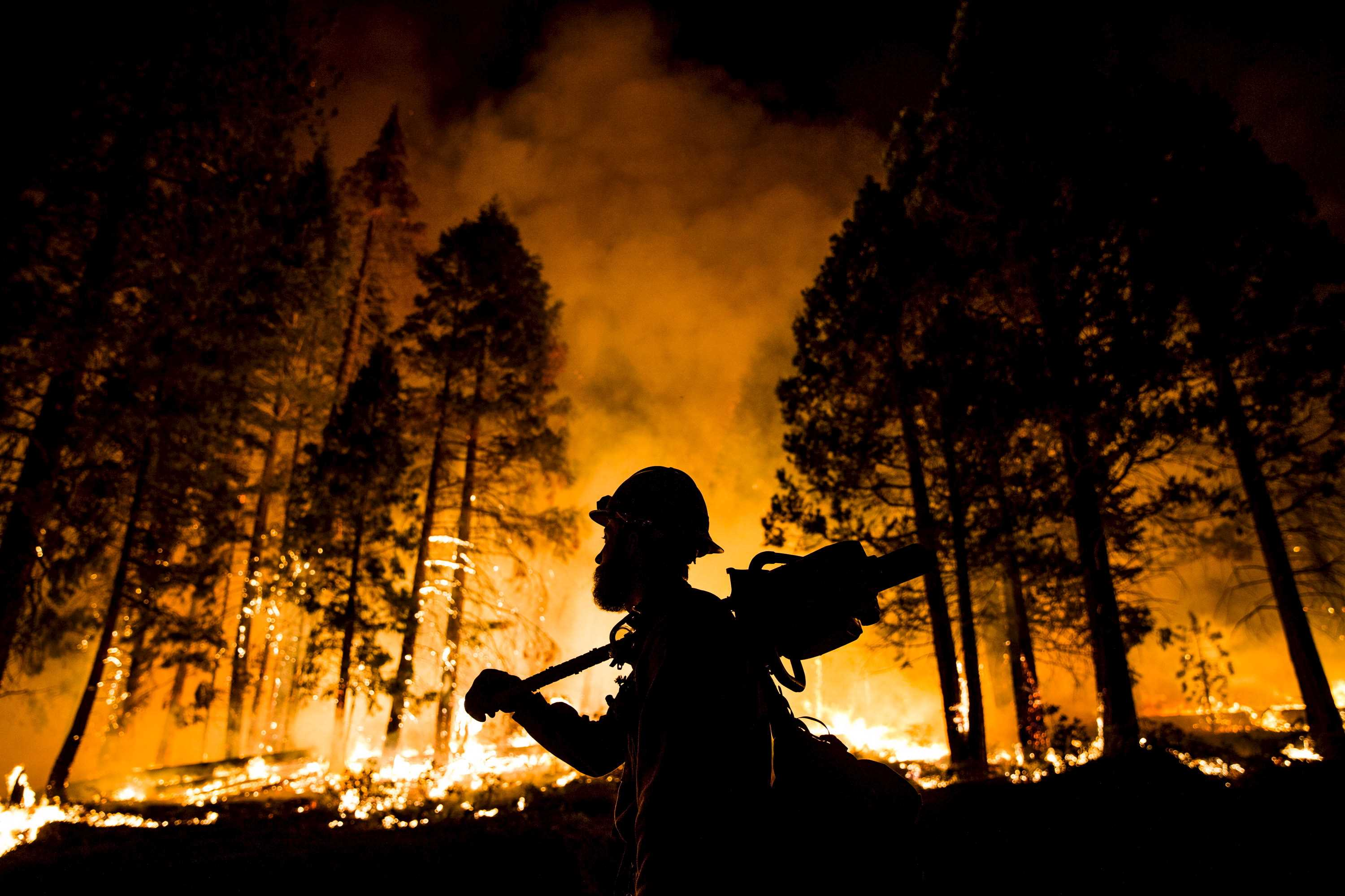 Natural disaster preparedness highlights risky, but manageable wildfires