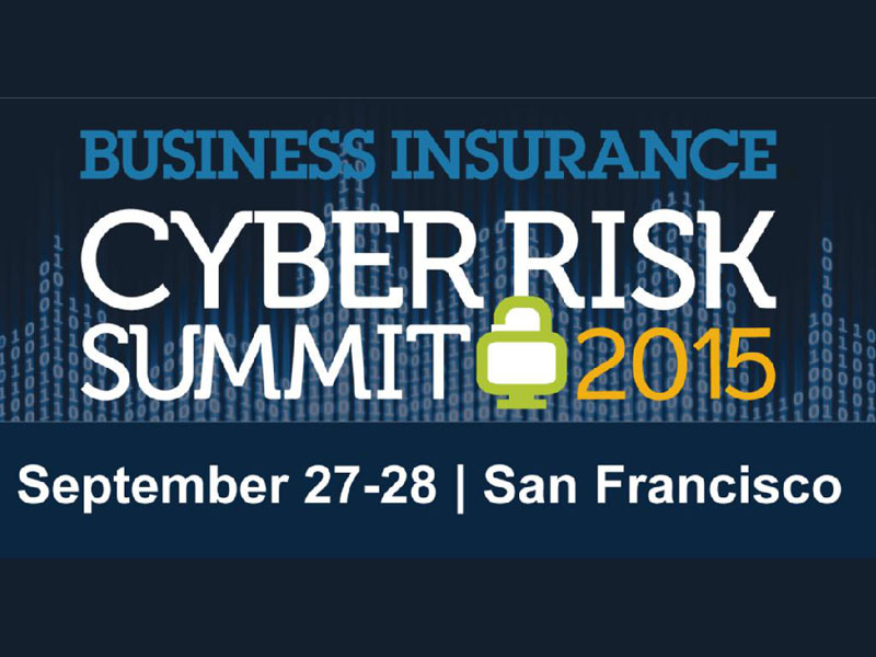 Business Insurance special video report: 2015 Cyber Risk Summit